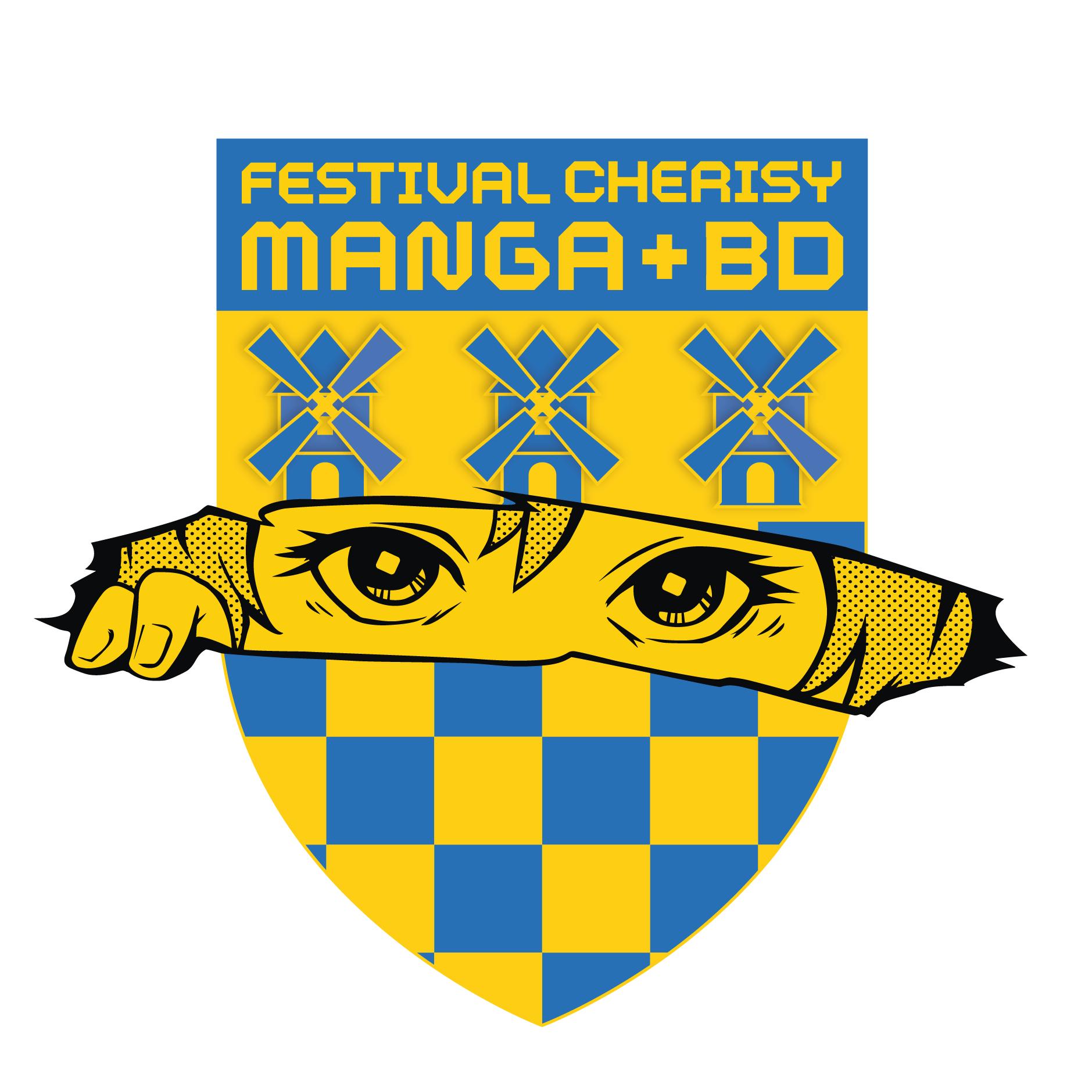 Logo Cherisy Manga 2020